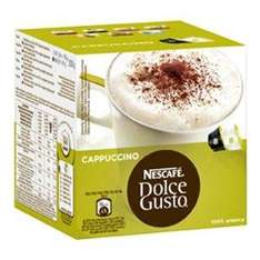Dolce Gusto Cappuccino @amazon, 3,86 die Packung/11,59 nur 3er Pack