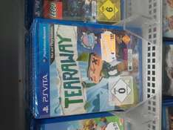 [Saturn][Leipzig] PS Vita Spiele Tearaway und Invizimals