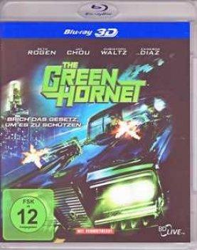 The Green Hornet 3D Blu Ray für 9,98€ (6,99€ + 2,99€ Versand) und Weitere BluRays Im Angebot!