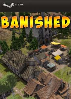 Banished - Steam Key - www.humblebundle.com