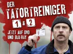 "{lokal} MM Hamburg ""Der Tatortreiniger"" DVD-Staffel 1+2 im Set - 9,-"