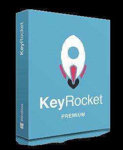 """KeyRocket - Jahreslizenzen """"im Wert von 99 Euro"""""""