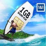300 Frei-Einheiten und 1 GB für 9,99 Euro bzw. mit 2 GB für 14,99 Euro im Vodafone-Netz