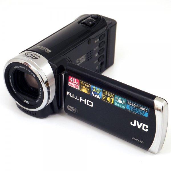 JVC GZ-EX215 HD-Camcorder 169,96,- inkl. Versand @null.de