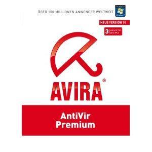 Antivir Premium 3 Platz Lizenz