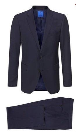 "Joop Herren Anzug ""Finch - Brad"" blau @ Engelhorn für 185,62 inkl. QIPU"