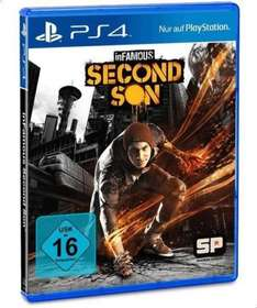 inFamous: Second Son (PS4)  @ebay 35,90€