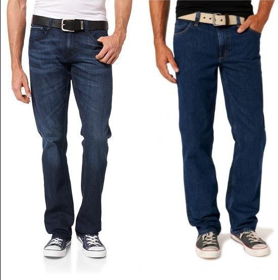 Ebay WOW Mustang Jeans Herren Hose Vintage Tramper + New Oregon für 32,99€