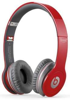 beats by dr.dre solo HD Red