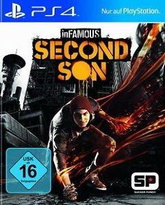 Infamous: Second Son PS4 für 35,90€ @ebay