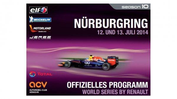 Motorsport zum Nulltarif am Nürburgring inkl. Formel1 Demo vom Red Bull F1 Team - GRATIS Tickets dieses Wochenende