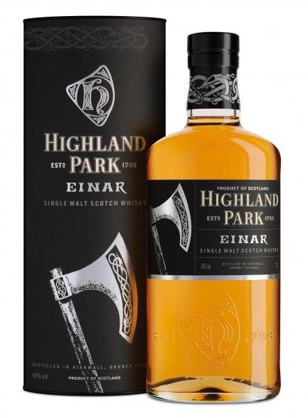 """Whisky - Highland Park """"Einar"""" für 39,95€"""