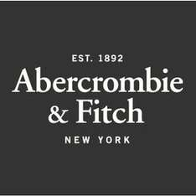 Abercrombie & Fitch 20% auf alles außer den Sale mit Code 15535 + Kostenloser Versand