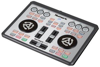 Numark Mixtrack Edge - Einsteiger DJ-Controller mit Soundkarte