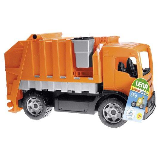 Spielzeug-Müllwagen für Kinder ab 3 Jahren 19,99€ @real.de