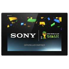 Sony XPERIA Z2 Tablet + DFB Trikot in S,M oder L @Redcoon