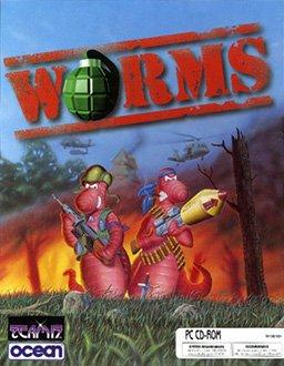 [Steam] Worms (Der Klassiker) direkt bei Steam für nur 1,49€