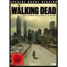 (Lokal) Müller - The Walking Dead (Staffel 1) BLU RAY oder DVD