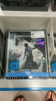 [lokal?] bei Drogerie Müller Berlin Wedding World War Z extended aktion cut steelbook 9,99