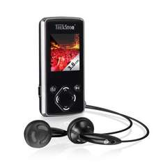 Trekstor i.beat moveS2.0 MP3 Player 8 GB chrom