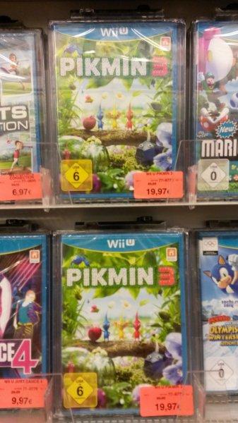 Pikmin 3 für die Wii U von Nintendo