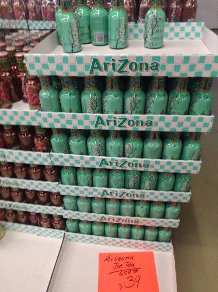 [Lokal] Arizona Eistee 0,5L für 0,39€ / 1,5L für 0,99€ verschiedene Sorten @ Haka Leer (Ostfriesland)