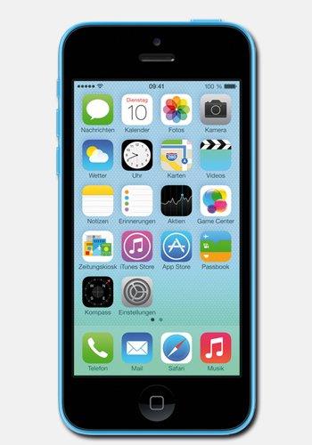 Iphone 5C - 19,99mtl. - 300min - 300mb - SMS Flat - Smart M Vodafone - Handyflash