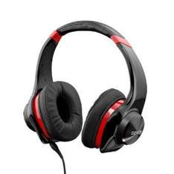 Denon Urban Raver AH-D320 Kopfhörer rot/schwarz 37,70€