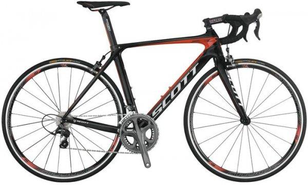 Scott FOIL 20 Ultegra Carbon Rennrad 2013 - 56 cm - 1.999,00 statt 3299,00 Euro