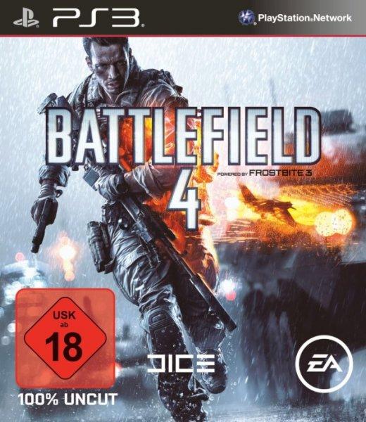 Media Markt Gießen: Battlefield 4 & Fifa 14 für jeweils 20€, PS4 39€