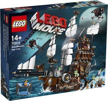 "LEGO 70810 The LEGO Movie ""Eisenbarts See-Kuh"" für 186,99 € inkl. Versand"