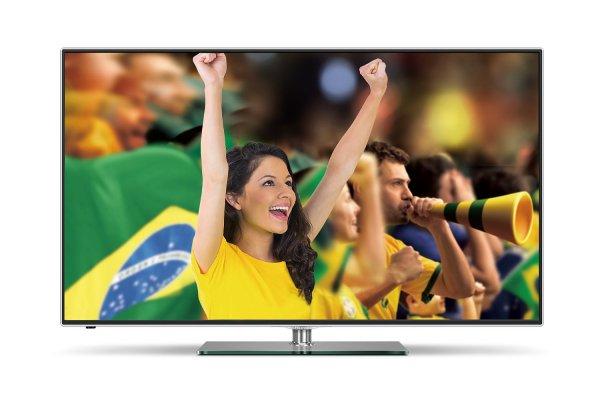 4K UHD LED TV Hisense 42K680 [W-LAN, 400Hz, USB-Rec., 3D, Triple-Tuner, 4xHDMI]