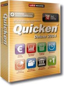 Quicken 2014 Deluxe (Vollversion)