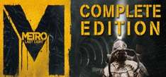 Metro: Last Light Complete Edition [STEAM] [VPN] [NUVEEM]