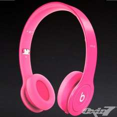 Beats by Dr. Dre Solo HD Monochrom Magenta @ 89,95€