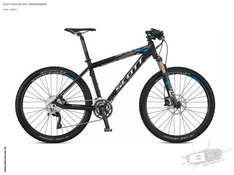 Scott Scale 640 2013 - Mountainbike - 48 cm - 1199 statt 1999 Euro