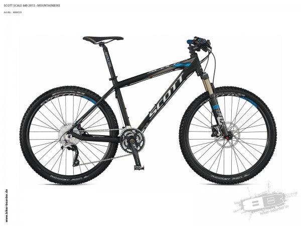 Scott Scale 640 2013 - Mountainbike - 48 cm - 1199 statt 1999 Euro