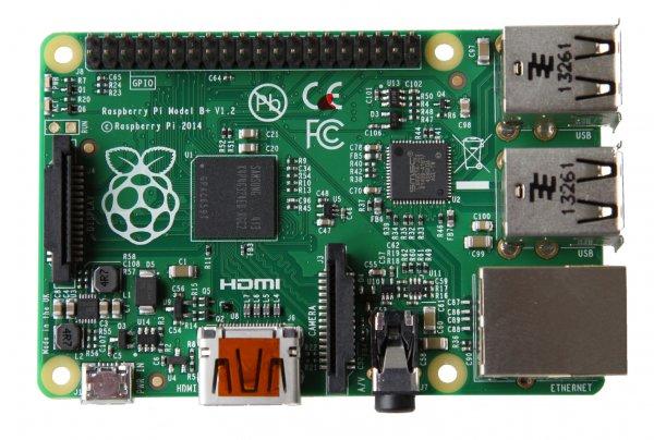 Raspberry pi B+ - der neue Raspberry ist da