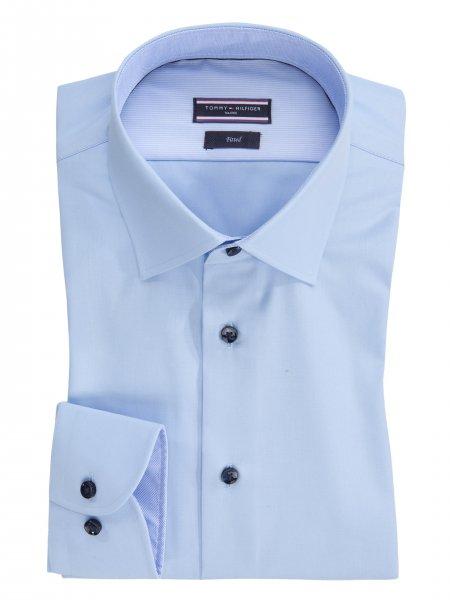 3 Tommy Hilfiger Businesshemden für 110 € @Hirmer (36,67 € je Hemd)