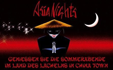 Asia Nights im Phantasialand - 05.07. - 30.08.2014  *Eintritt frei*