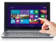 MEDION THE TOUCH 10 E1318T Netbook 500GB, 2GB Ram, AMD 1GHz, Windows 8.1, Office 2013 *B-WARE* für 199,99€ @ebay