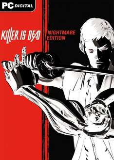 [Steam] Killer is Dead - Nightmare Edition @ Amazon.com