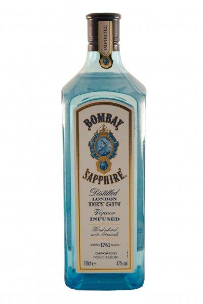 [Hamburg] Gin Bombay Sapphire 1l 47% 22,69€, Hendrick's 26,99€ @Spirituosen Wolf