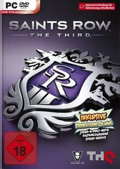 Saints Row: The Third (PC) für 2€ @Media Markt