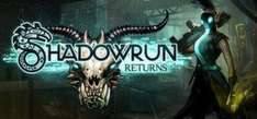[Steam] Shadowrun Returns für 2,99€ / Dragonfall 4,49€ @ Humble Store