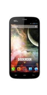 "Wiko Dark­moon (4,7"", IPS HD, Gorilla Glas, Quad-Core, 1,3GHz, Dual-SIM, 8 Mega­pi­xel Kamera, 4GB inter­ner Spei­cher, 1GB RAM, Android 4.2.2) [Amazon.fr]"