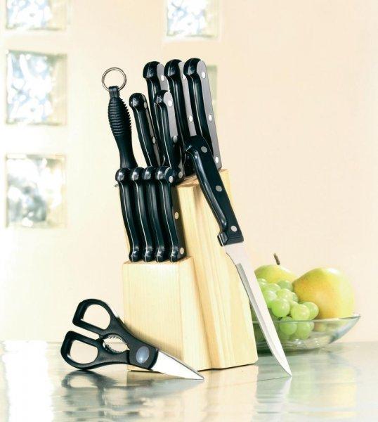 Esmeyer Messerset mit Block Orion 12 teilig für 11,11€ zzgl. 4,95€ @Voelkner