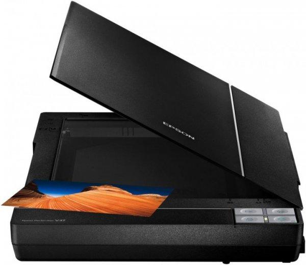 Epson Perfection V37 Flachbettscanner A4 für 89,99 mit kostenloser Lieferung