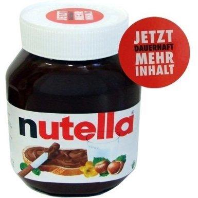 nutella, 1,99 EUR ohne Versand (super Onlinepreis)