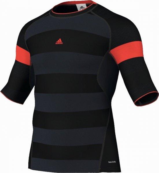 "Adidas™ - Herren Kompressionsshirt ""Techfit Preparation Nitrocharge"" ab €14,56 [@Karstadt.de]"